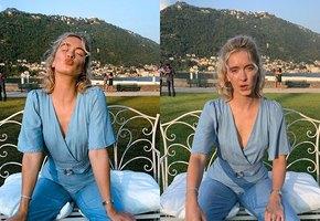 Идеальный мир: блогерша показала, как создаются фото для социальных сетей