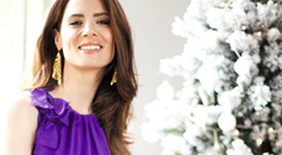 Платья наНовый Год 2014: вечерний выход