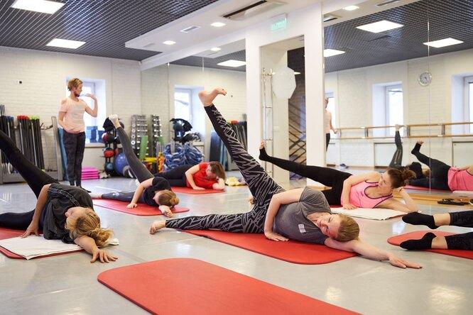 World Class открыл вторую студию программ Mind Body вцентре Москвы