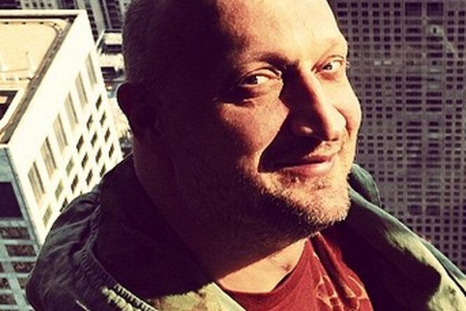 Гоша Куценко стал папой