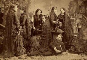 Сестры Сазерленд, которые никогда не стригли волосы и заработали целое состояние