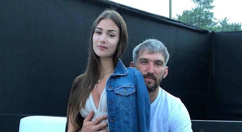 Анастасия Шубская иАлександр Овечкин впервые показали лицо сына (фото)