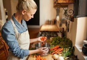 8 овощей, которые становятся полезней при термической обработке
