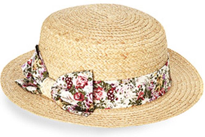 Тенденция сезона — шляпки