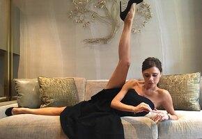 Cядьте на шпагат! Почему стремятся к гибкости Виктория Бекхэм, Шакира и Мадонна?