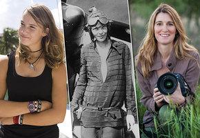 Крутые и отважные! Истории самых смелых женщин-путешественниц
