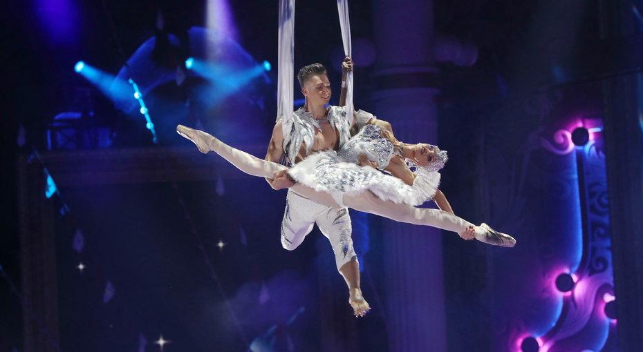 100 лет российскому цирку