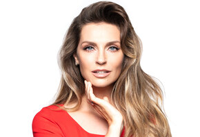 Саша Савельева стала амбассадором бренда косметики Aevit by Librederm