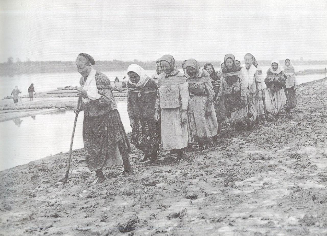 Бурлачки нареке Сура вначале XX века