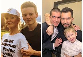 День сыновей: как Наташа Королева, Ирина Слуцкая, Валерия, Эвелина Бледанс и другие звезды поздравили своих детей