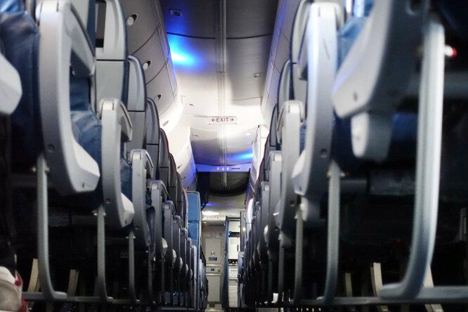 По другой версии, пилоту нельзя носить бороду, чтобы вызывать доверие у пассажиров
