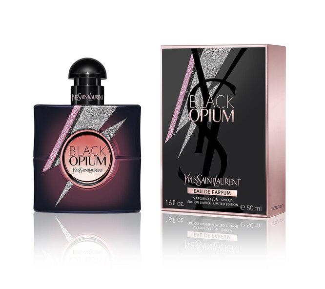 Парфюмерная вода Black Opium Storm Illusion Eau De Parfum, Yves Saint Laurent, 4875 вместо 8125 руб