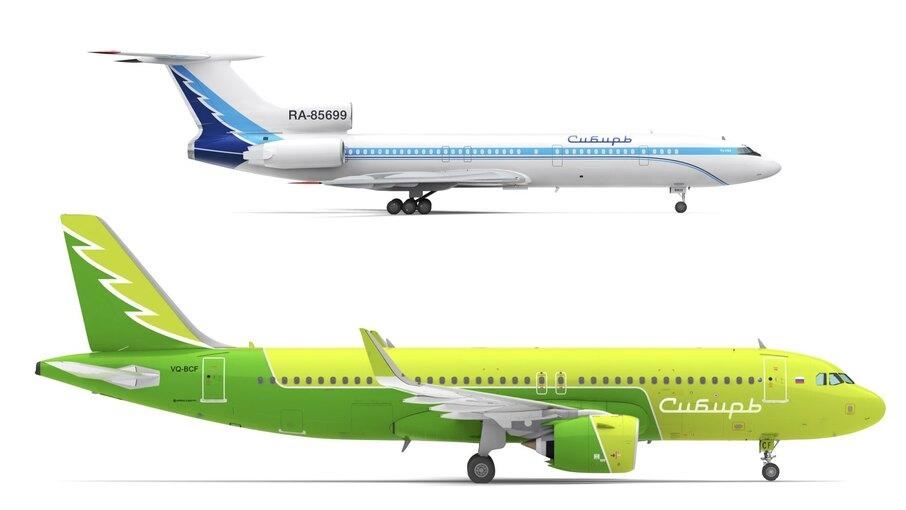 S7 Airlines возвращает свое имя длясохранения сибирских лесов