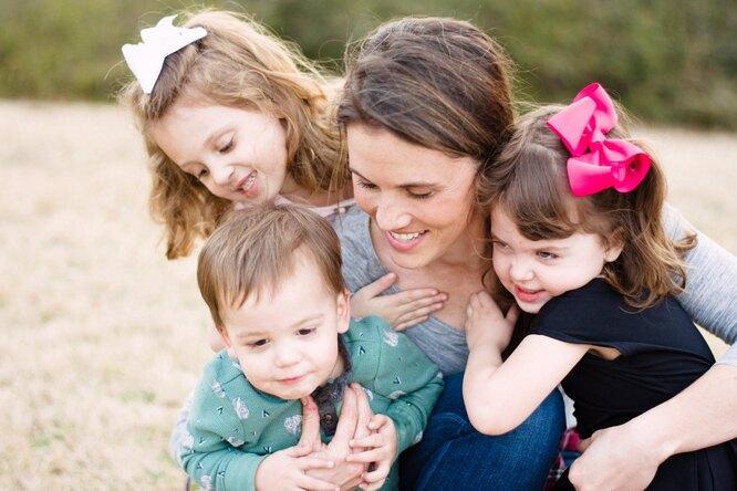 Письмо мужу: «У меня накухне грязно, потому что я мама троих детей»