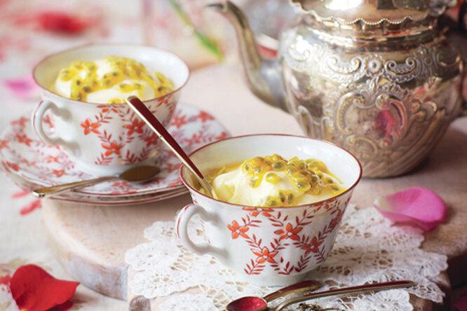 Десерт «Лимонное искушение»