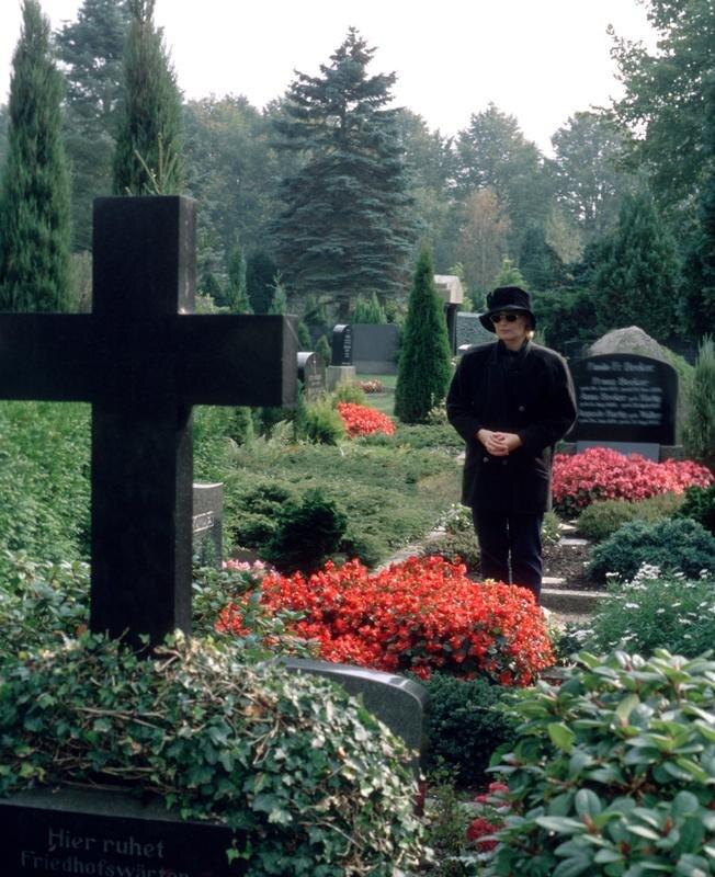 похороны, кладбище