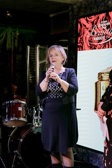 Татьяна Пучкова, председатель правления Российской парфюмерно-косметической ассоциации, к.б.н.