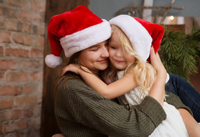 Письмо дочери к Санта-Клаусу довело маму до слез