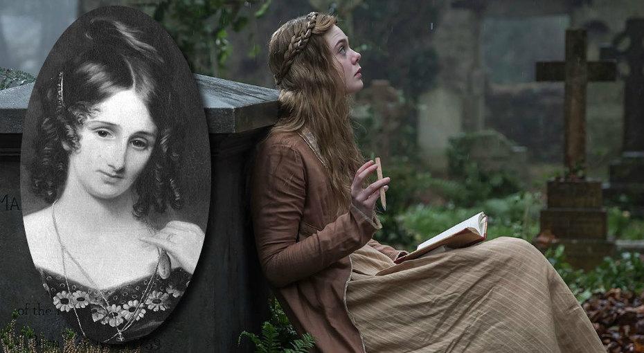 Мэри Шелли: писательница, которая наспор изобрела готический роман ужасов