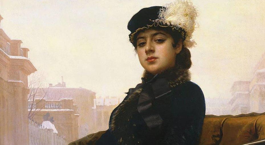 Прославиться иоказаться всибирской ссылке: судьба девушки скартины Крамского «Незнакомка»
