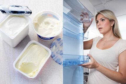 Почему портятся молочные продукты икак этого избежать