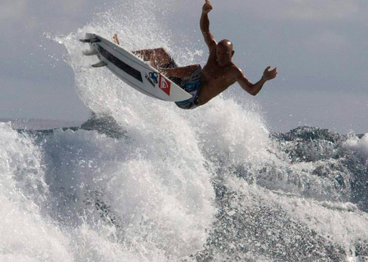 Серфинг наТаити 3D