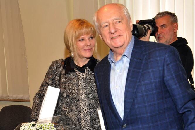 Такими их незнали: какими были Марк иАлександра Захаровы 57 лет назад (фото)
