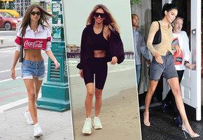 Летний стиль: лучшие и худшие образы звезд в шортах