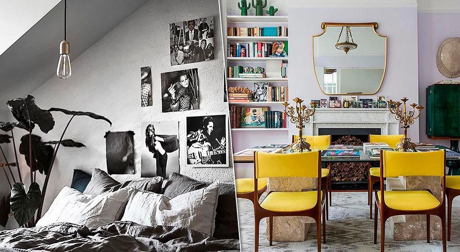 Раздвигаем пространство: 8 лучших цветов длямаленькой комнаты