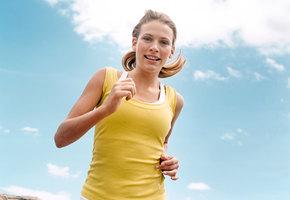 15 минут на пробежку. Вес меньше, а энергии больше!