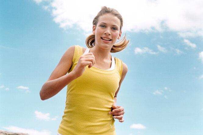 15 минут напробежку. Вес меньше, а энергии больше!