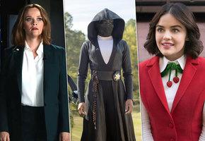 Девушки с характером: 7 уроков стиля из новых сериалов
