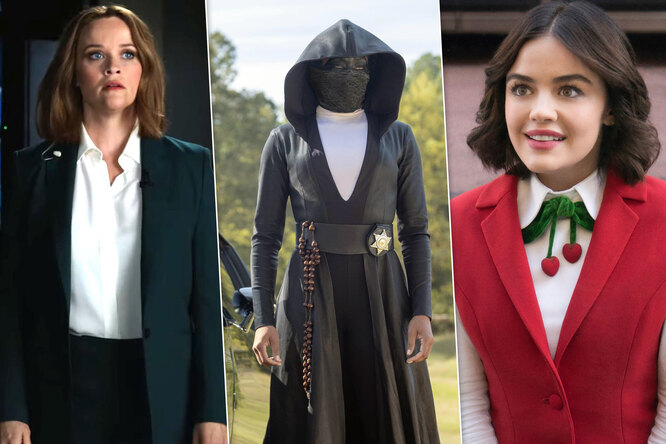 Девушки схарактером: 7 уроков стиля изновых сериалов