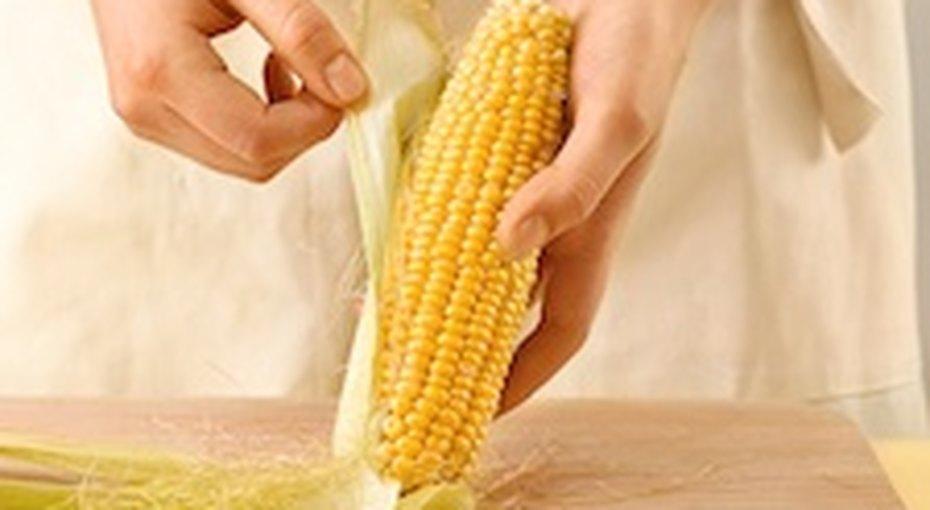 Как приготовить кукурузу впочатке