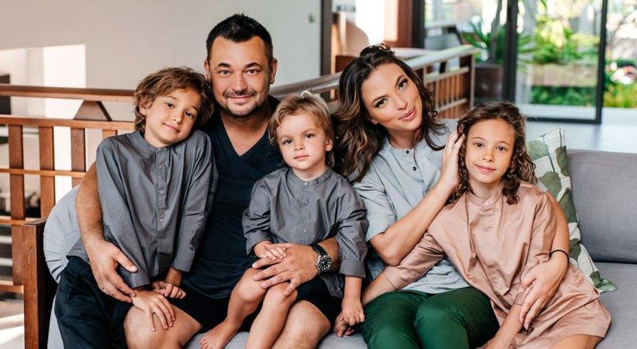 Сергей Жуков: стремя детьми сложно быть идеальным