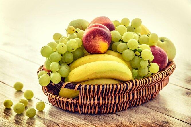 Бананы и виноград, как питаться, чтобы выспаться