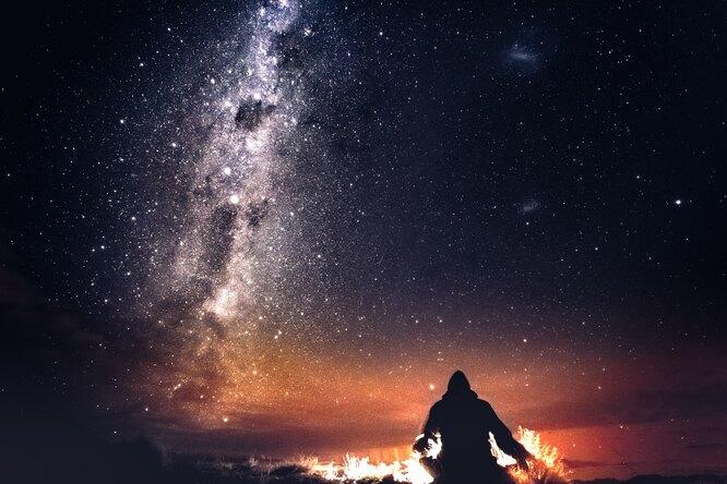 мироздание, мозг, вселенная, мысли