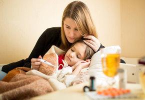 Чем чаще всего болеют дети?