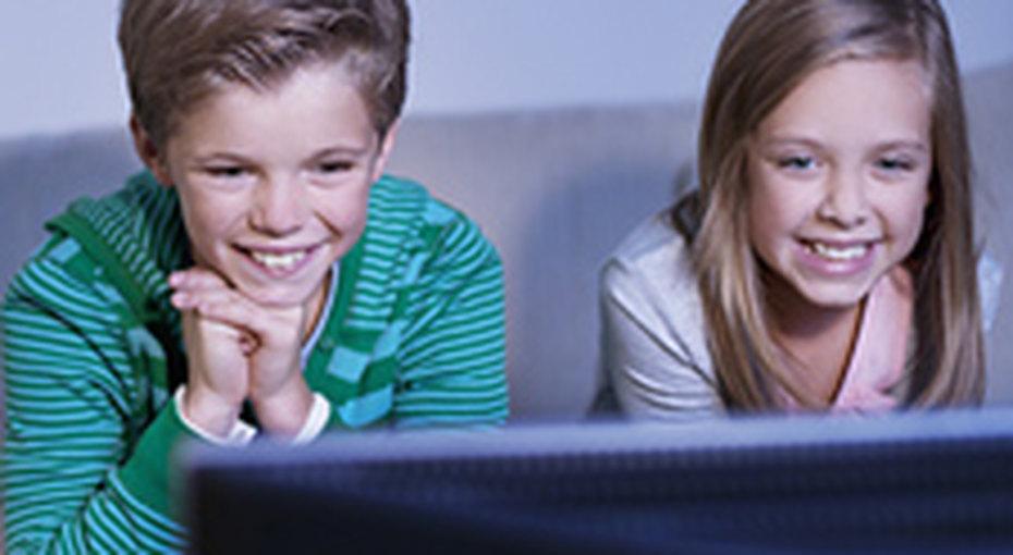Просмотр телевизора сокращает сон ребенка