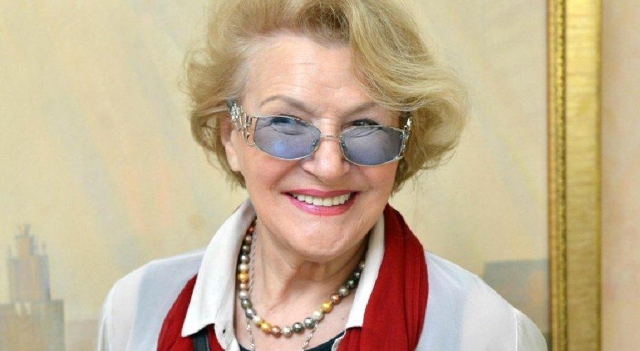 83-летняя Светлана Дружинина вчетвертый раз стала бабушкой