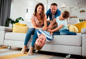 7 принципов, которые, может быть, помогут вырастить счастливых детей
