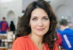 Екатерина Климова пришла на открытие ММФК без мужа