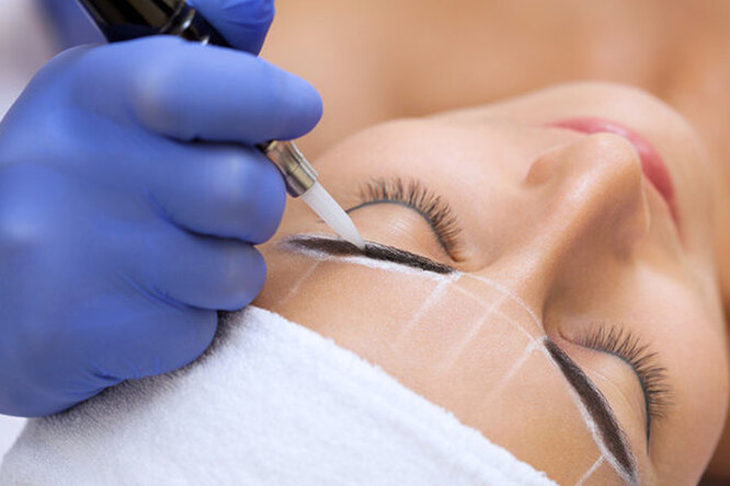 Мнение эксперта: как исправить неудачный татуаж губ ибровей