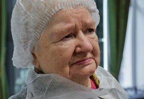«О чуде мечтает не только ребенок»: волонтеры исполнили мечту 92-летней блокадницы