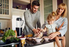 Лучшие несладкие семейные завтраки