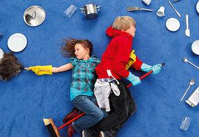 Дети и порядок: как победить сынарник и дочарню