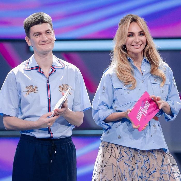 Александр Гудков иЕкатерина Варнава