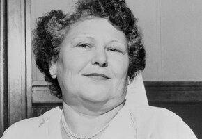 Улыбчивая бабушка Нэнни: хлоднокровная убийца или чёрная вдова