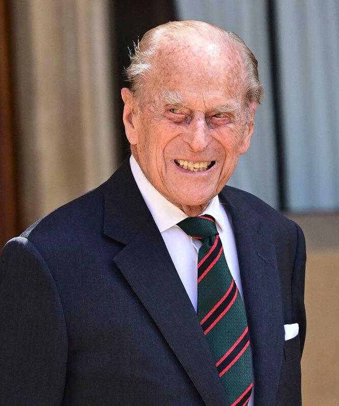 Принц Филипп участвовал во Второй мировой войне