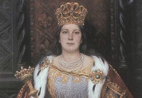 Как девочку-короля христиане силой выдали замуж за дикаря: история святой Ядвиги